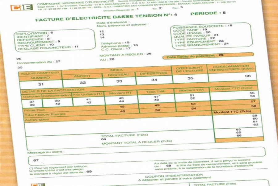 Les nouveaux tarifs de l lectricit moyenne et haute tension for Bases de l electricite