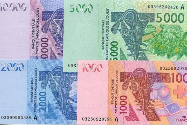 Afrique: Le FCFA dans le top 3 des devises d'Afrique subsaharienne face au dollar