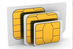 Le Gouvernement interdit la commercialisation des cartes SIM non préalablement identifiées