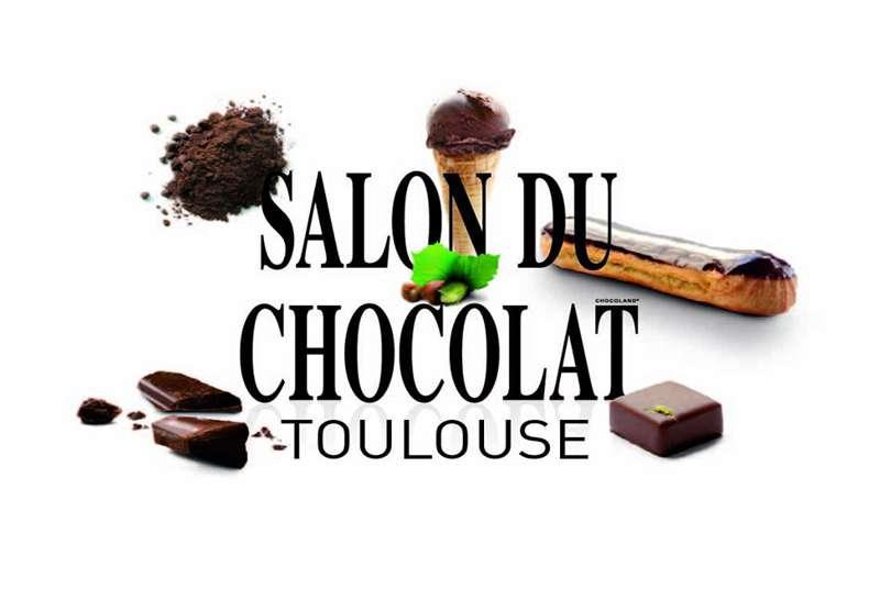 Salon du chocolat toulouse for Salon a toulouse