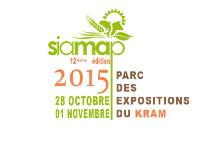 Salon international de l agriculture du machinisme agricole et de la p che siamap 2015 - Salon agriculture adresse ...