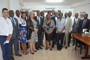 La CCILCI accueil la conférence des DE/ DG/ SE et SG