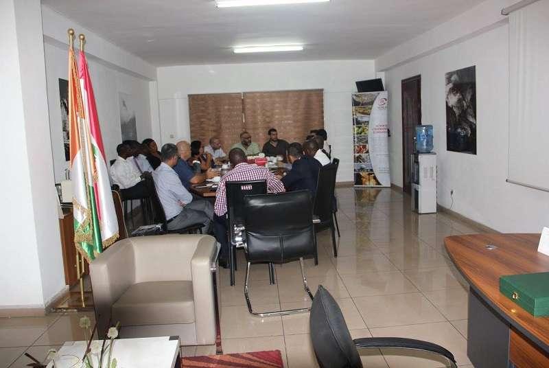 C te d ivoire la ccilci rencontre les daf et directeurs for Chambre de commerce libanaise